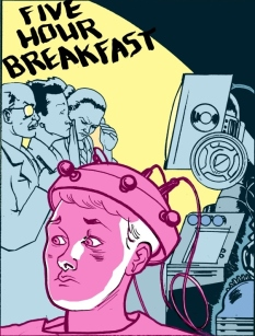 Five Hour Breakfast Collection Vol 1 Cover